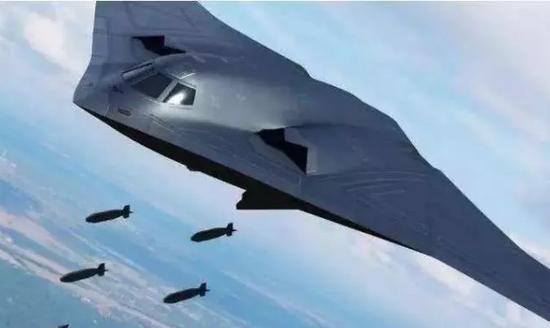 新型隐身战略轰炸机是最大的期待