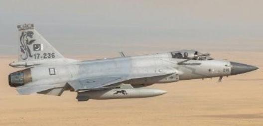 沙特飞行员试驾枭龙