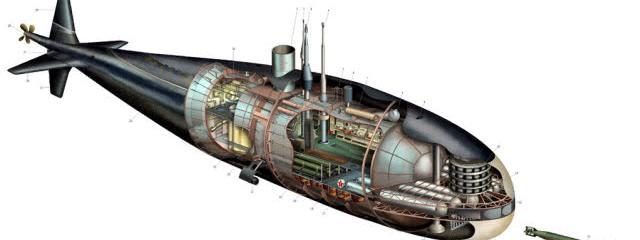 673型核潜艇