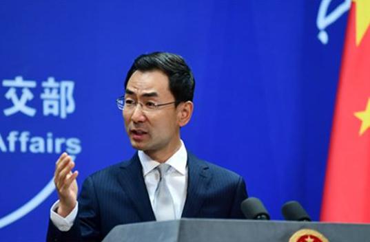 美官员联大演讲可能提涉新疆问题 中方:不得人心