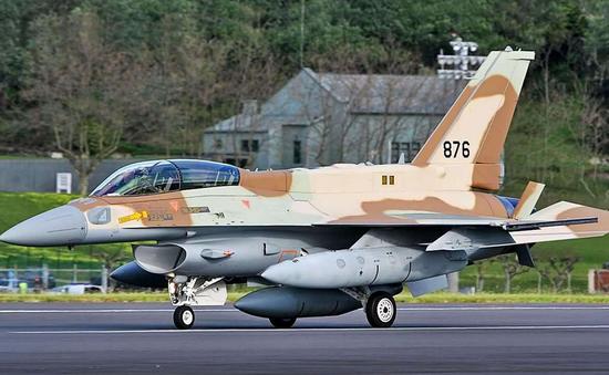 史上首次!以色列空军战机在德国降落