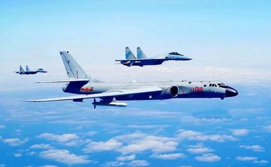 国防部:连续在台海实战演练 就是针对外部势力干涉
