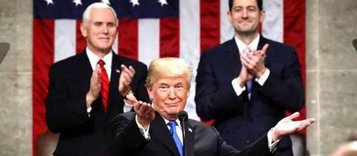 """特朗普让美国再次""""核""""起来"""