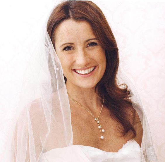 Eva Strepp的珍珠项链