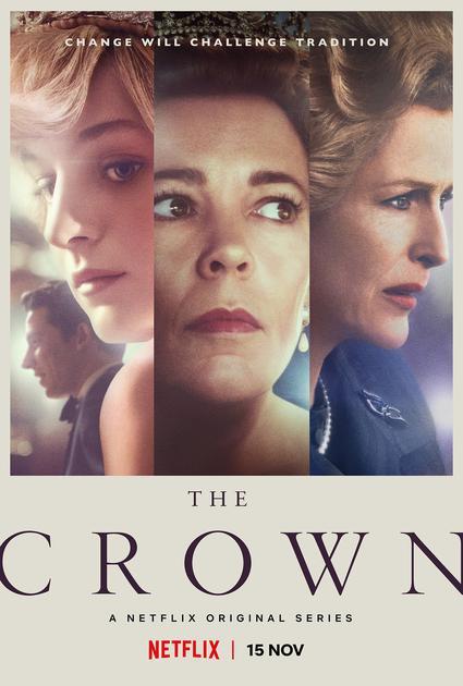 真时尚icon! 《The Crown王冠》复刻戴安娜王妃造型