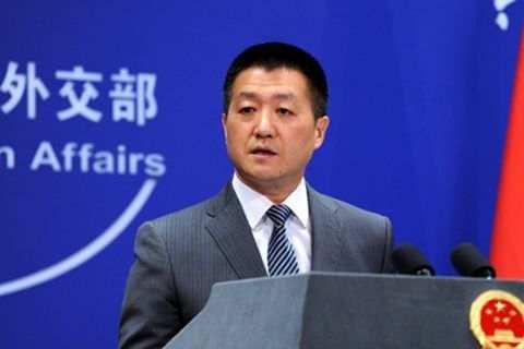 27日,外交部举行例行记者发布会,发言人陆慷回答记者提问。