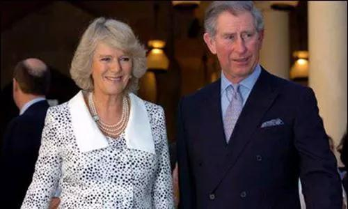 ▲英国查尔斯王子和妻子卡米拉(资料图)