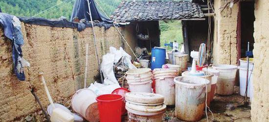 農村老宅院制造毒品窩點