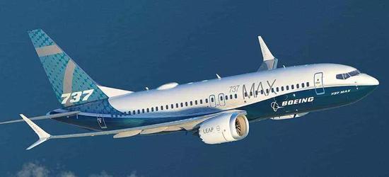 737 MAX资料图