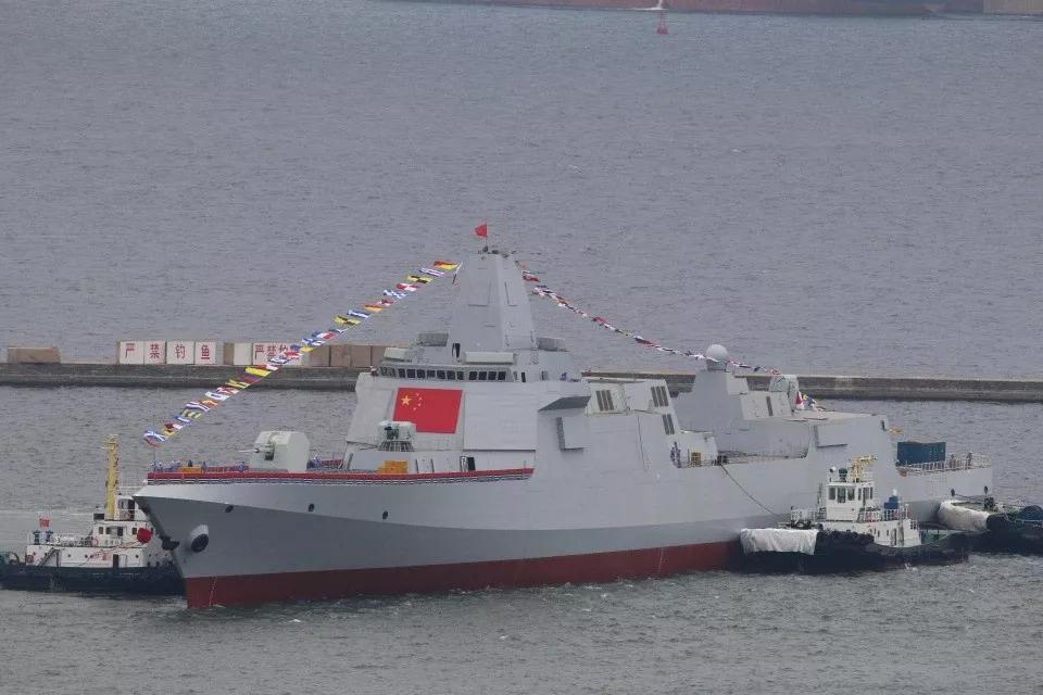 ▲055型驱逐舰