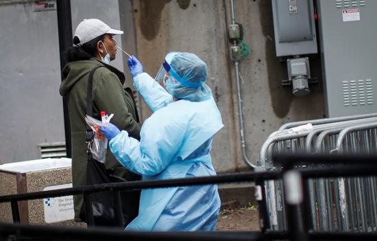 美国疫情9月30日最新消息 单日新增确诊病例逾4.5万例累计近740万例