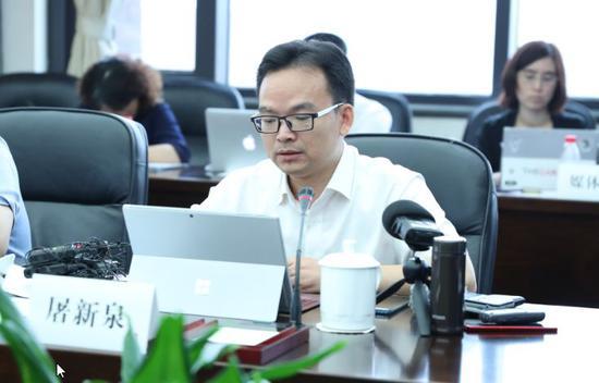 對外經貿大學中國WTO研究院院長 屠新泉 國是直通車 李穎 攝