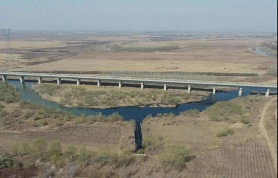 大量生活污水直排凡河