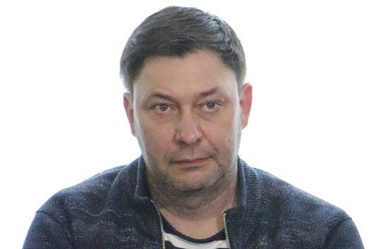 """""""俄新社乌克兰""""网站当真人维辛斯基。(图:美联)"""