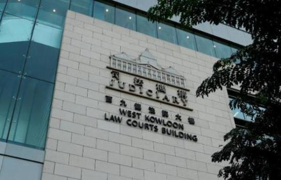 香港男子涉纵火烧警车持有疑似汽油弹 申请保释被拒