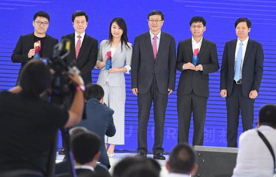 HICOOL大赛一等奖选手张旭:正研发新冠肺炎创新药