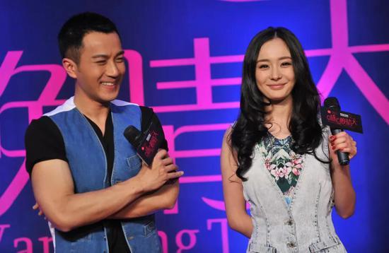 杨幂、刘恺威(2012年)