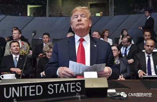 【蜗牛棋牌】美国将退出《武器贸易条约》 专家:有两方面考虑
