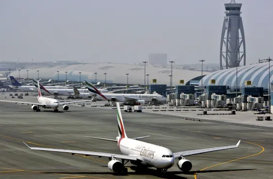 迪拜國際機場(衛報)