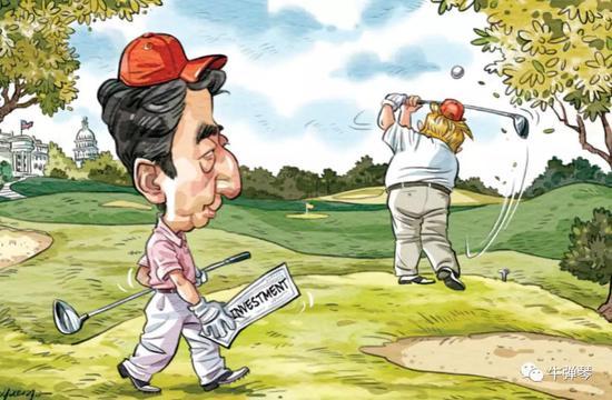 特朗普去日本心情不大好 第一场活动着实意味深长_英国新闻_首页 - 英国中文网