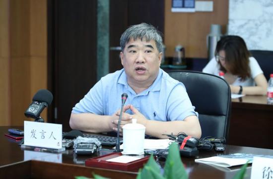 對外經貿大學國家對外開放研究院執行院長 林桂軍 國是直通車 李穎 攝