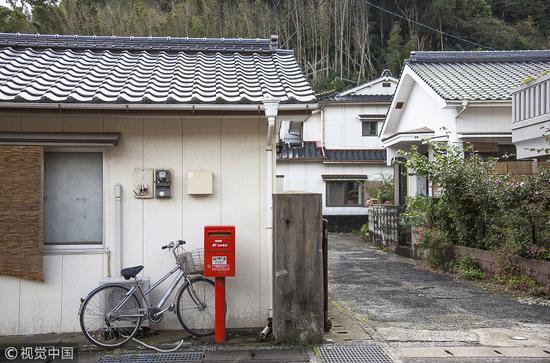日本房屋(视觉中国)