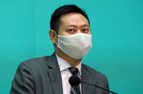 香港民政事务局局长新冠检测呈阴性 曾探班确诊乐师