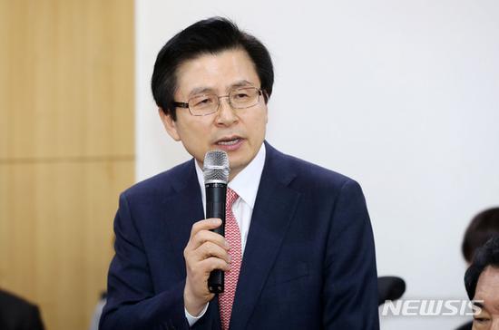 韩国前总理黄教安(纽西斯通讯社)