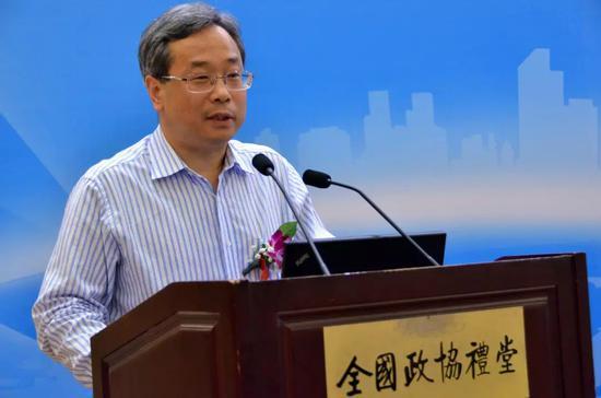 赵昌文 国务院发展研究中心产业经济部部长