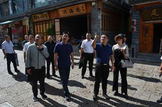 """云南大理州長:對""""抹黑""""地方旅游形象的害群之馬,堅決從嚴從快給予處罰圖片"""