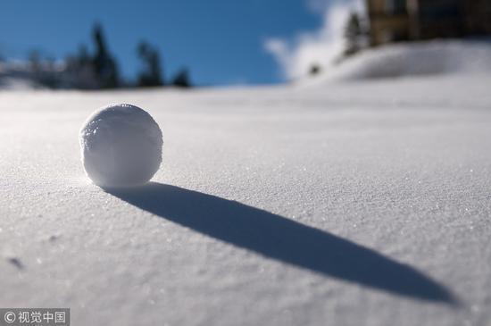 雪球暗示图(来源:视觉中国)