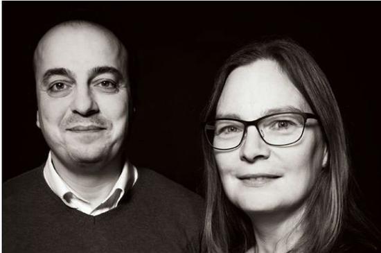 ▲菲拉斯和导师特纳。图据瑞典媒体《The Local》