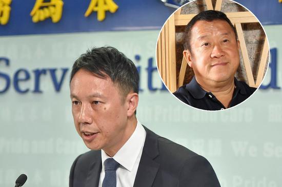 李志恒在日本遇车祸受伤,意表涉及曾志伟。(图源:星岛环球网)