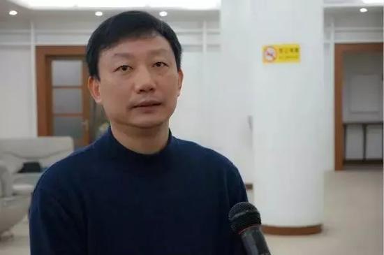 涉案的滨江区委原副书记王慎非