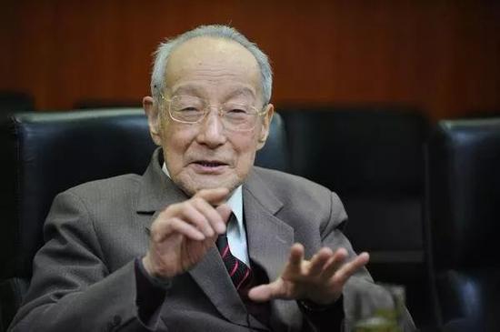 徐光宪院士