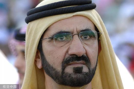 迪拜酋长。