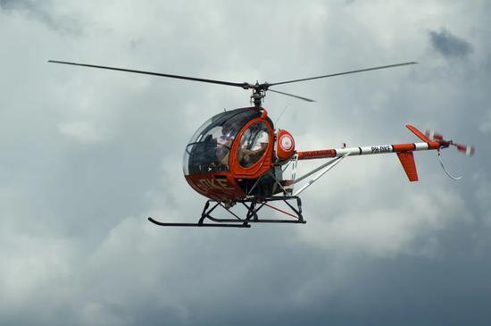洛克希德·马丁收购西科斯基后,在中国商用直升机市场上占有了一席之地。图源:外媒