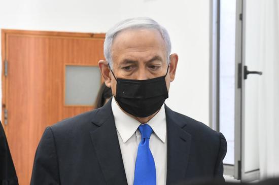 以色列总理再次出庭受审 否认腐败指控