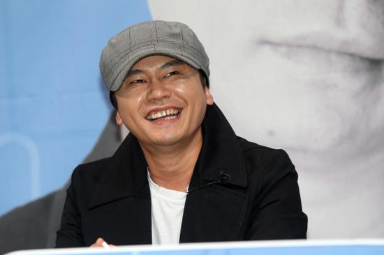 YG娱乐社长梁铉锡