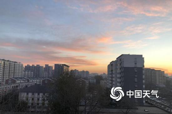 澳门永利开户_北京朝霞迷人昼夜温差大_明后天空气污染加重