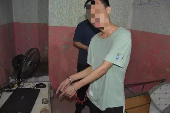 东莞网警抓到22岁勒索病毒制造者 揭秘作案过程