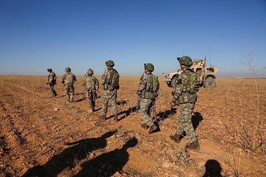 美军要撤:土耳其在叙地位上升 美俄博弈仍是主轴