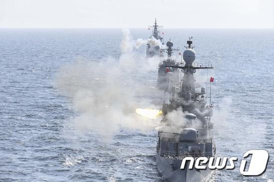 资料图(韩国News 1)