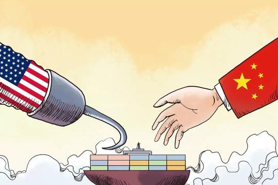 """俄媒: 中美贸易摩擦""""也是俄罗斯的战争"""""""