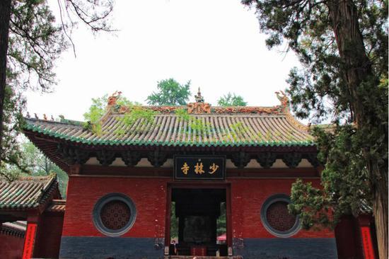 郑州登封嵩山少林寺 (图片来源:摄图网)