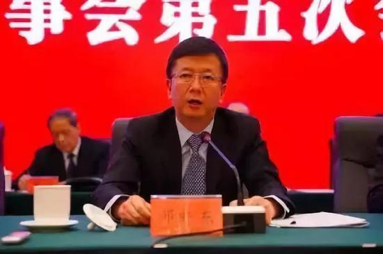 邹晓东(图片来源:欧美同学会微信公众号)