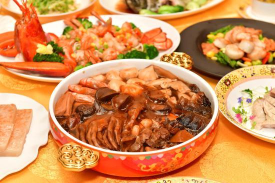 盆菜。图片来源/北京香格里拉饭店供图
