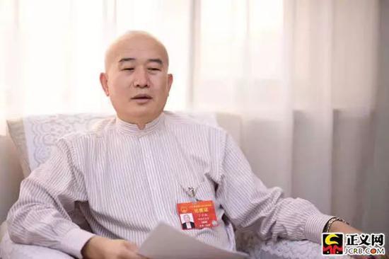 全国人大代表、华润雪花啤酒(湖南)有限公司总经理丁小兵