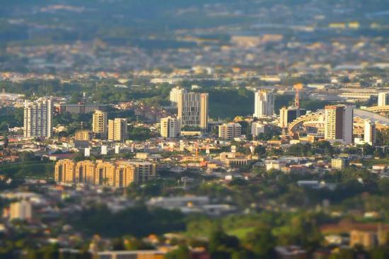 哥斯达黎加首都圣何塞
