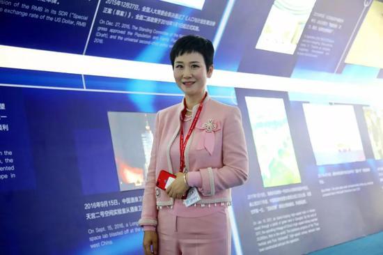 李小琳参加博鳌亚洲论坛2018年年会